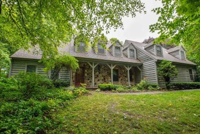 Ozaukee County Single Family Home Active Contingent With Offer: 1897 Shady Ln