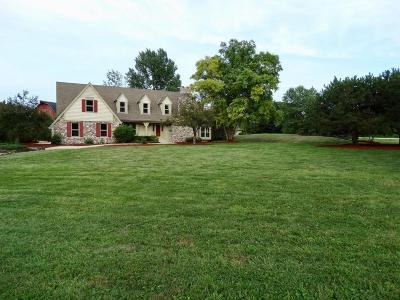 Kenosha County Single Family Home For Sale: 669 Wood Rd