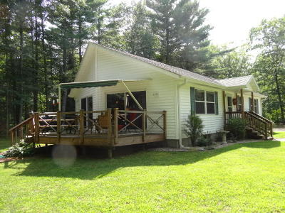Wausaukee Single Family Home Active Contingent With Offer: N10794 Grand Rapids Rd
