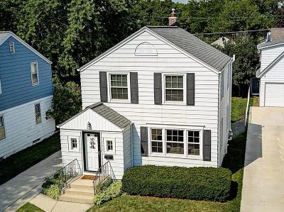 Whitefish Bay Single Family Home Active Contingent With Offer: 4781 N Hollywood Ave