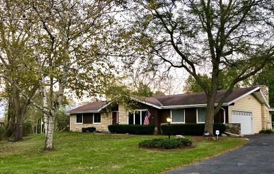 Brookfield Single Family Home For Sale: 15705 Luella Dr