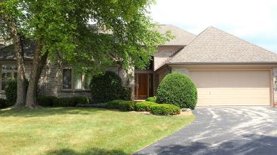 Mequon Condo/Townhouse Active Contingent With Offer: 2808 W Golf Cir