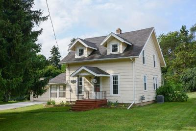 Single Family Home Active Contingent With Offer: W231s2581 Racine Ave