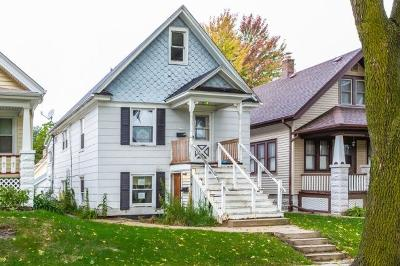 West Allis Two Family Home For Sale: 1755-1757 S 62nd St