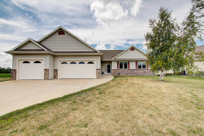 Saukville Single Family Home Active Contingent With Offer: 349 S Maple Ln