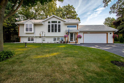 Muskego Single Family Home Active Contingent With Offer: S69w17898 Muskego Dr