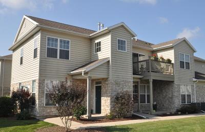 Pewaukee Condo/Townhouse For Sale: N16w26460 Meadowgrass Cir #F