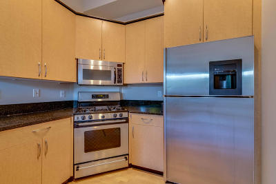 Condo/Townhouse Active Contingent With Offer: 1888 N Water St #102