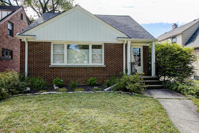 Milwaukee Single Family Home Active Contingent With Offer: 1331 N 63rd St