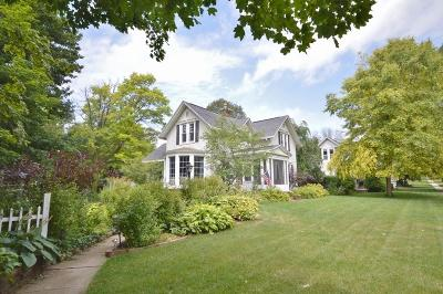 Fort Atkinson Single Family Home For Sale: 411 Washington St