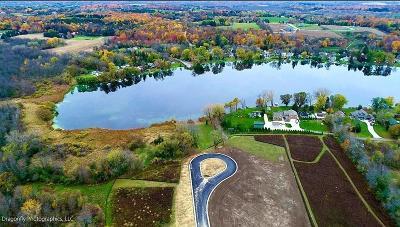 Town Richfield, Village Richfield, Hubertus, Colgate Residential Lots & Land For Sale: Lt8 Bulrush Cir