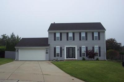 South Milwaukee Single Family Home Active Contingent With Offer: 3704 Willow Ct