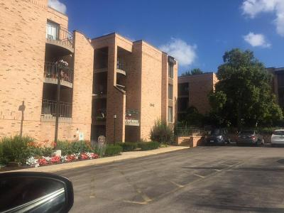 Shorewood Condo/Townhouse Active Contingent With Offer: 3942 N Oakland Ave #338
