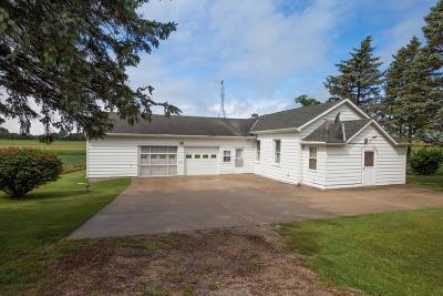 Watertown Single Family Home Active Contingent With Offer: N8097 County Road E