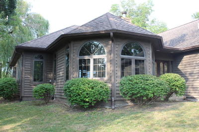 Kenosha County Single Family Home Active Contingent With Offer: 298 W Park Dr