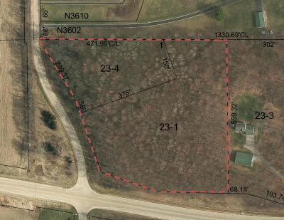 Fort Atkinson Residential Lots & Land For Sale: Lt0 Oestreich Ln