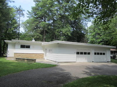 Menominee Single Family Home For Sale: N535 River Dr