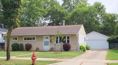 Single Family Home Sold: 3336 S 67th