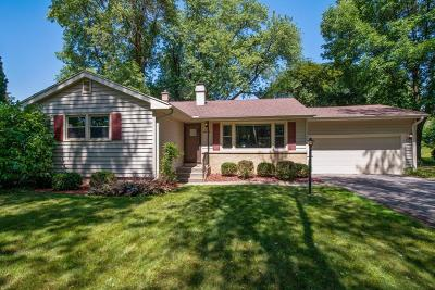 Single Family Home For Sale: 4844 W Calumet Rd
