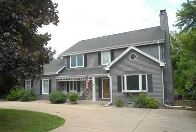 Muskego Single Family Home Active Contingent With Offer: W146s7356 Durham Ct