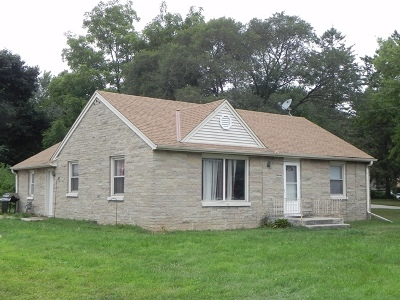 Oak Creek Single Family Home Active Contingent With Offer: 9159 S Chicago Rd