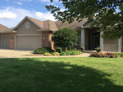 Racine County Single Family Home Active Contingent With Offer: 8831 Shadowood Trl