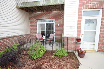 South Milwaukee Condo/Townhouse For Sale: 1301 College Ave #2B