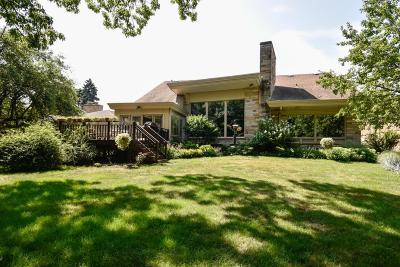 Milwaukee County Single Family Home Active Contingent With Offer: 7306 Maple Ter