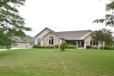 Washington County Single Family Home Active Contingent With Offer: 5166 Wildlife View Ct