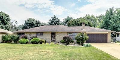 Kenosha Single Family Home Active Contingent With Offer: 5211 83rd St