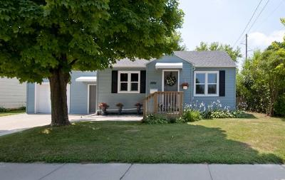 Single Family Home Active Contingent With Offer: 2851 Minnesota St