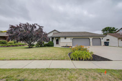 Washington County Single Family Home Active Contingent With Offer: N171w20280 Highland Rd