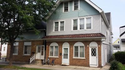 Milwaukee County Multi Family Home For Sale: 3700 E Pulaski Ave