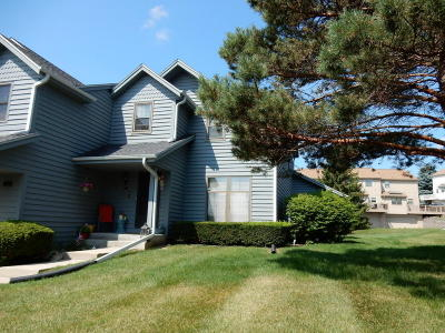 Pewaukee Condo/Townhouse Active Contingent With Offer: 379 Lexington Ct #C