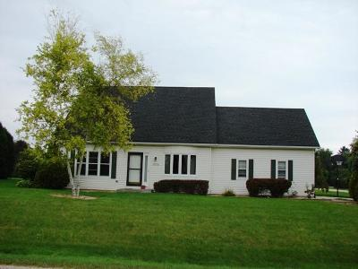 Racine County Single Family Home Active Contingent With Offer: 2606 Catherine Dr