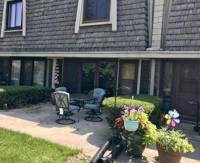 South Milwaukee Condo/Townhouse Active Contingent With Offer: 3333 5th Ave #2H