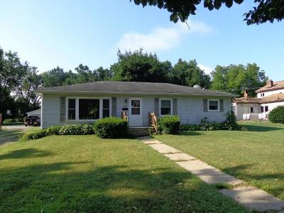 Whitewater Single Family Home For Sale: 969 W Charles St
