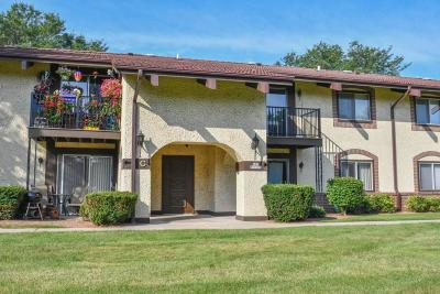 Menomonee Falls Condo/Townhouse Active Contingent With Offer: N82w13522 Fond Du Lac Ave #C 101
