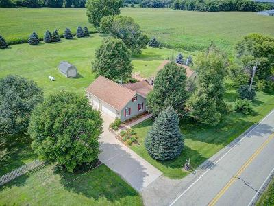 Watertown Single Family Home Active Contingent With Offer: N7571 County Road P