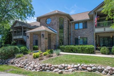 Milwaukee County Condo/Townhouse Active Contingent With Offer: 6555 N Green Bay Ave #211