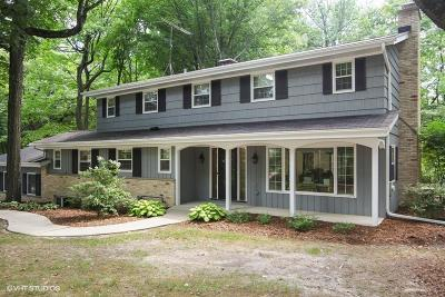 Kewaskum Single Family Home Active Contingent With Offer: 219 Bonnie Ln