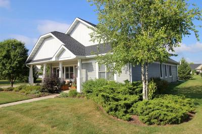 Williams Bay Condo/Townhouse Active Contingent With Offer: 510 Prairie View Ct #A