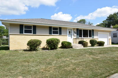 Washington County Single Family Home Active Contingent With Offer: 143 N 16th Ave