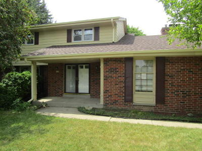 Milwaukee County Single Family Home For Sale: 6529 N Range Line Rd