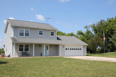 Racine County Single Family Home Active Contingent With Offer: 316 S Maple Ln