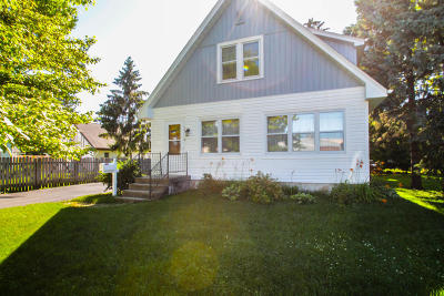 Pewaukee Single Family Home Active Contingent With Offer: 125 Sussex St