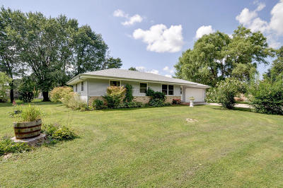 Racine County Single Family Home For Sale: 7440 West View Dr