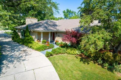 Milwaukee County Single Family Home For Sale: 6707 N Santa Monica Blvd