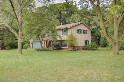 Delafield Single Family Home Active Contingent With Offer: S12w31776 Glacier Pass