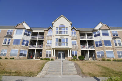 Franklin Condo/Townhouse Active Contingent With Offer: 6995 Riverwood Blvd #208